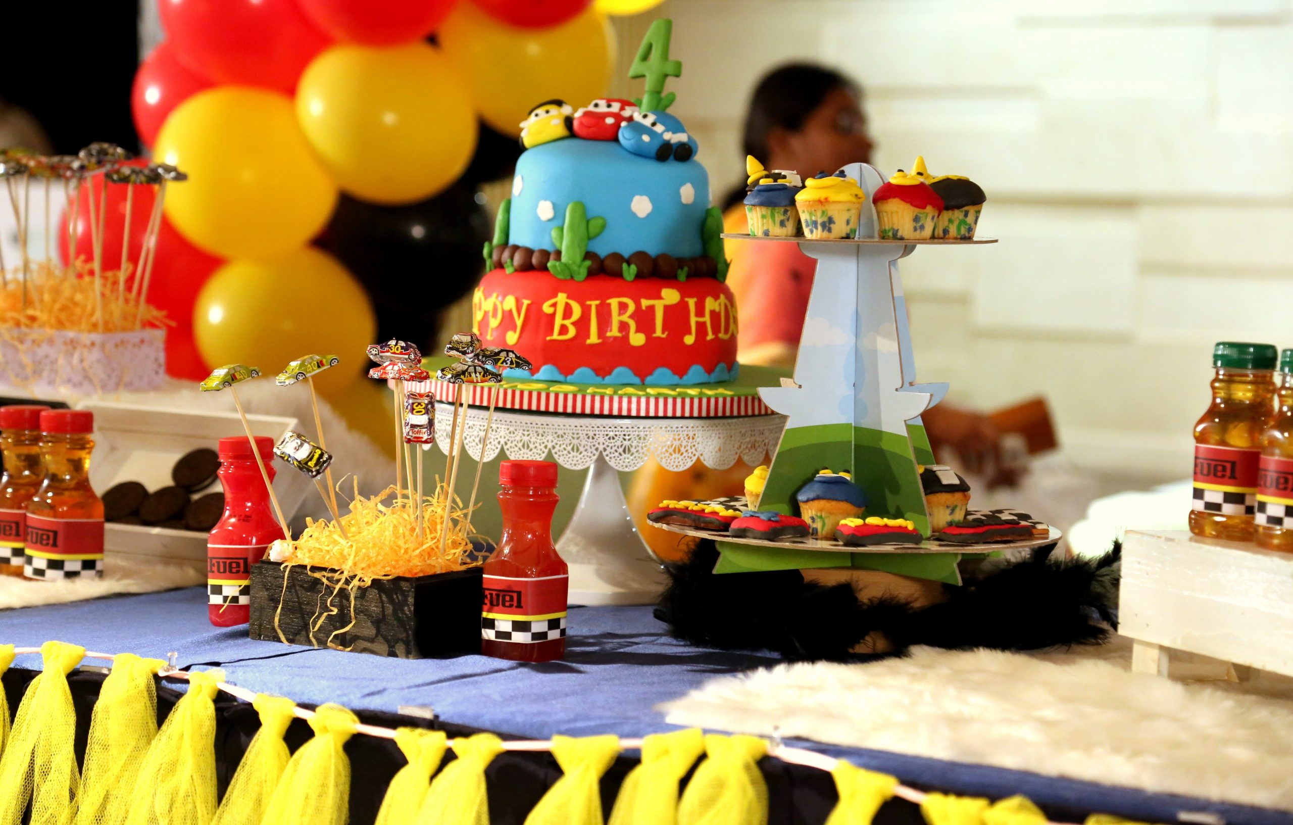 The best tips for a perfect birthday party