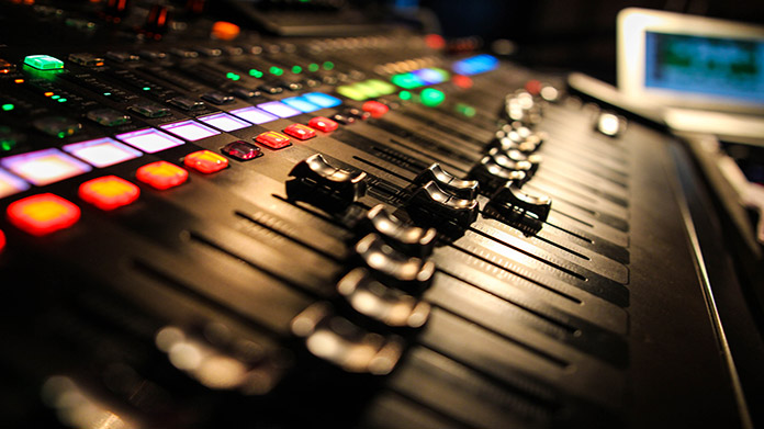 Ways to start an audio production company
