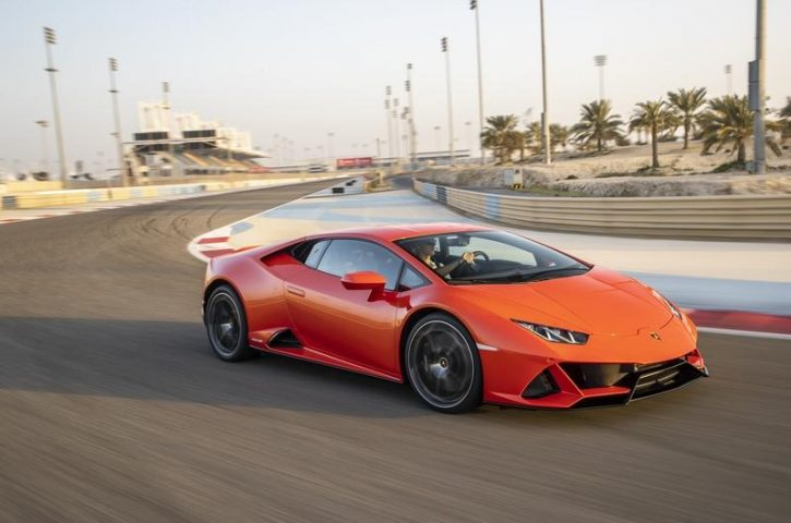 How Much Does It Cost to Rent a Lamborghini?